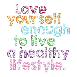 Healthy lifestyle for better live