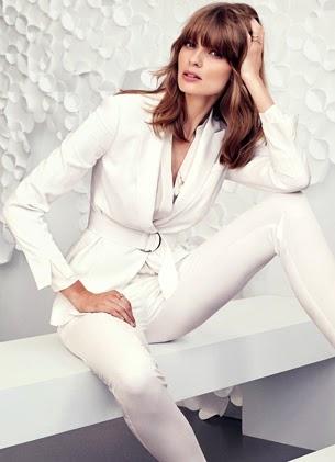 H&M look celebración americana cinturón y pantalón