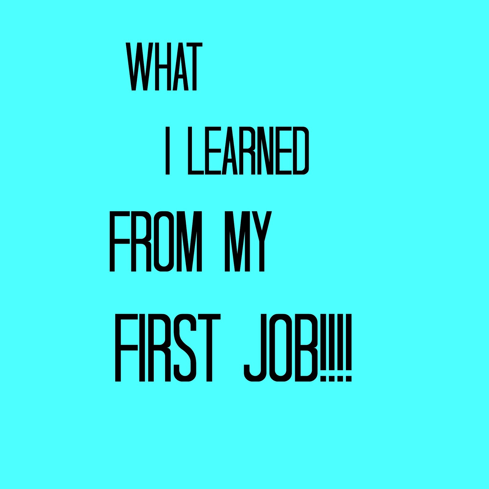 what i learned from my internship Intern life can be difficult and you only have a short time to make a lasting impression but an internship is a great opportunity to gain hands-on experience, develop deep relationships and set.