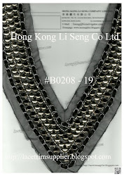 Beaded and Sequins Applique Wholesale - Hong Kong Li Seng Co Ltd