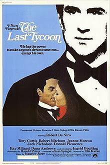 The Last Tycoon (Released in 1976) - Starring Robert De Niro, Tony Curtis, Robert Mitchum and Jack Nicholson