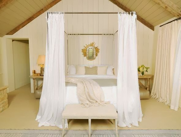 Bedroom Ceiling Canopy