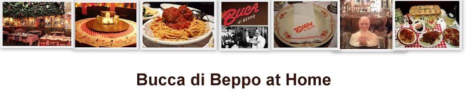 Buca di Beppo Copycat Recipes