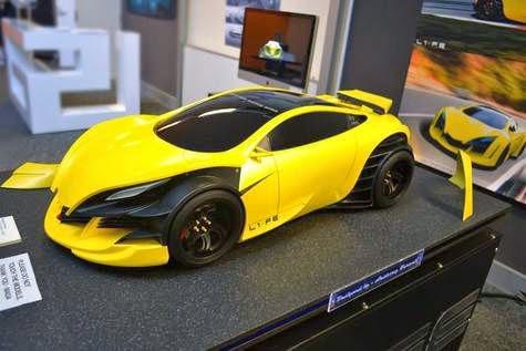 Ini di Super Car Concept Paling Gokil Sedunia