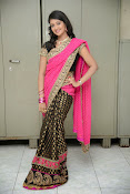 Sandeepthi Gorgeous in Designer Saree-thumbnail-2