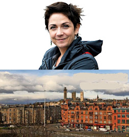 Deckarförfattarinnan Denise Minas hemsida!