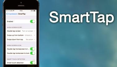 Smarttap Tweak, Buka iPhone, iPad dan iPod dengan 2X Tap