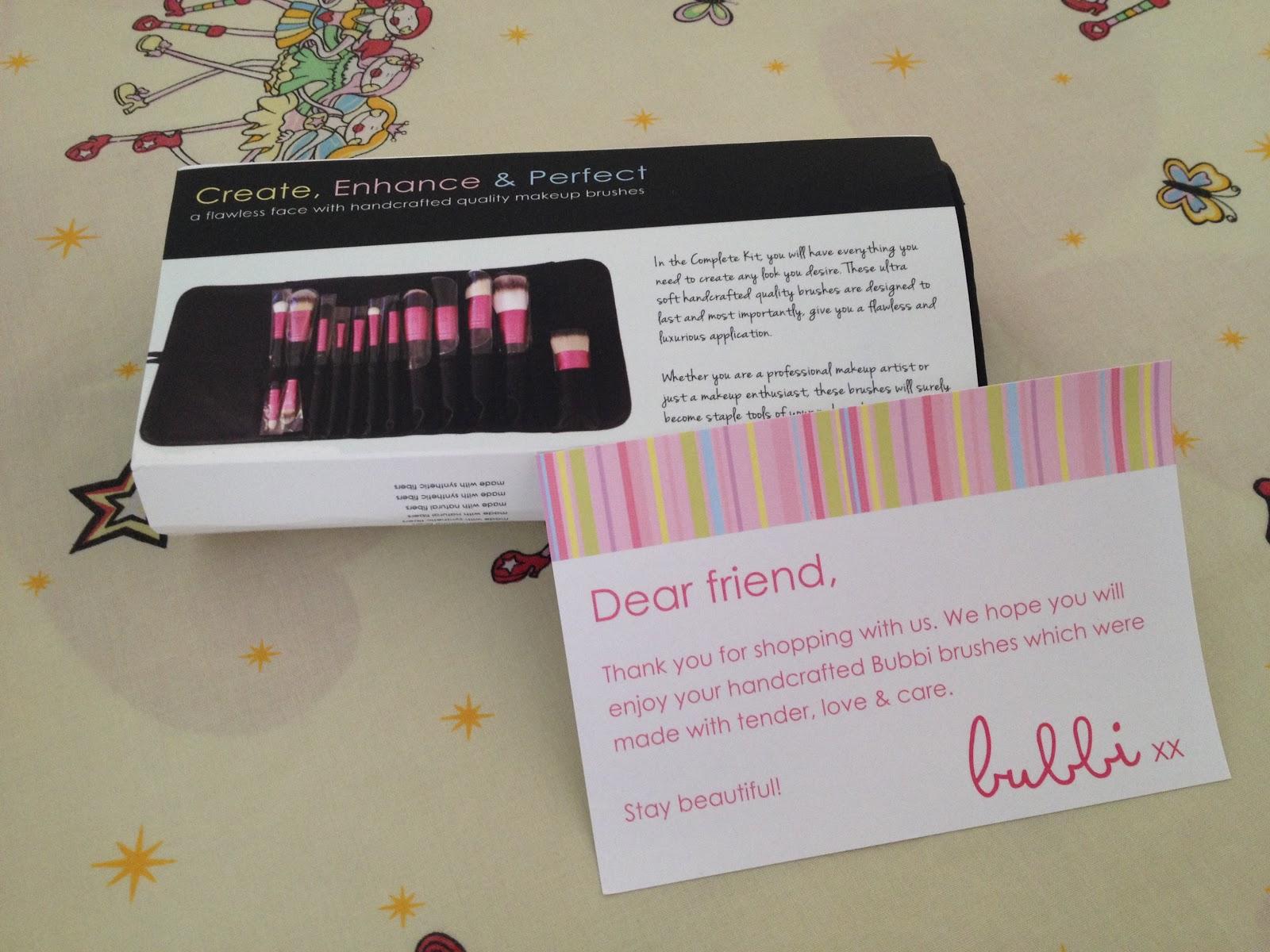 My New Bubbi Brushes! by Jessica Alicia