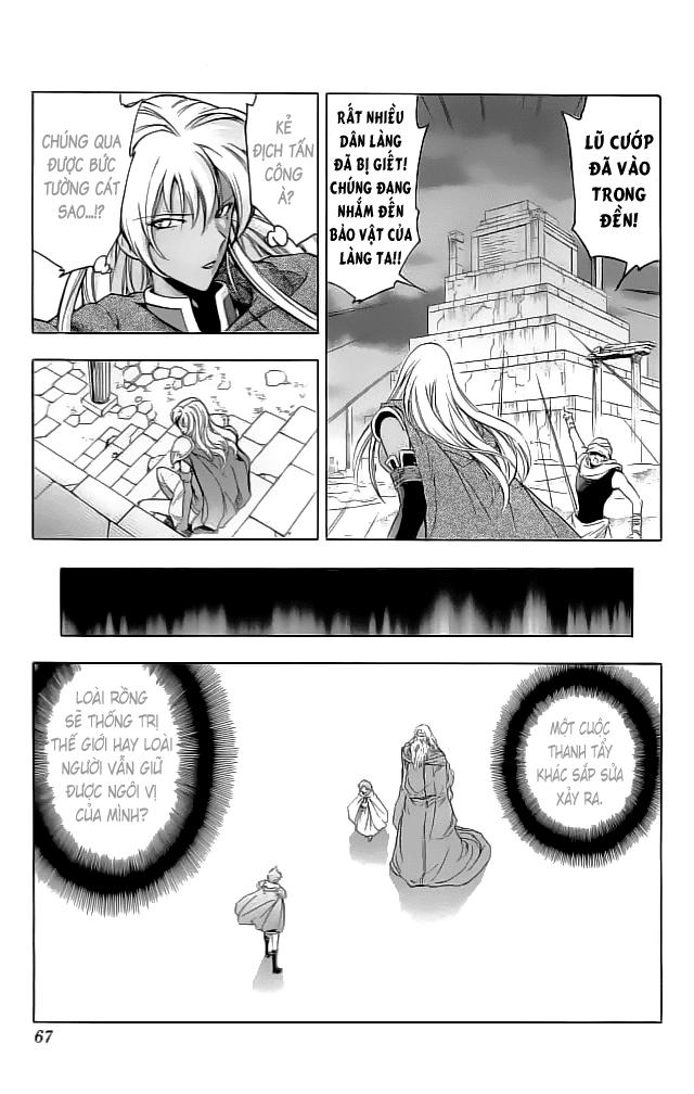 Fire Emblem-Hasha no Tsurugi chap 26 - Trang 22