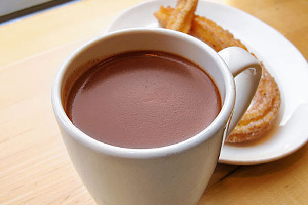 Tequila Mexican Hot Chocolate Ice Cream
