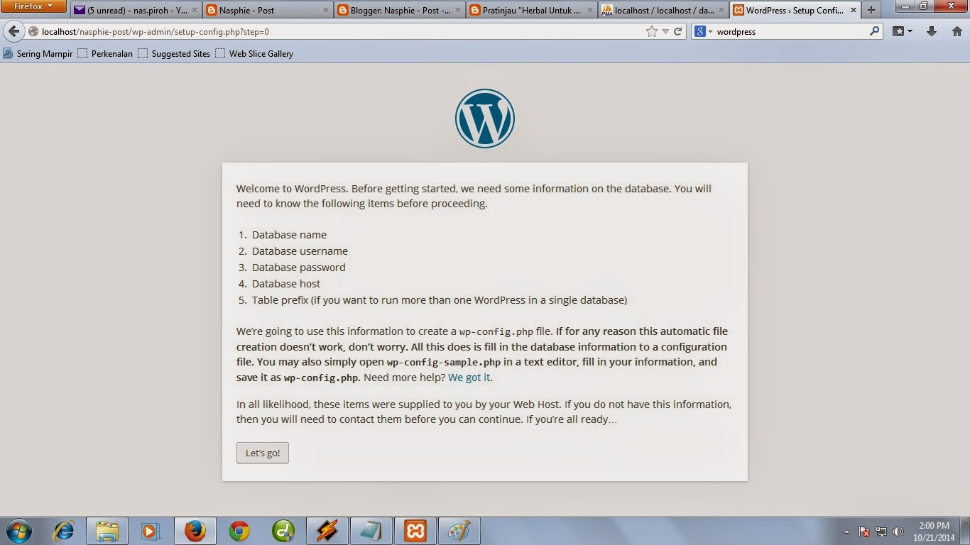 membuat web interaktif dengan wordpress membuat website