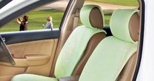 Diy Car Seat Cover IMAGE