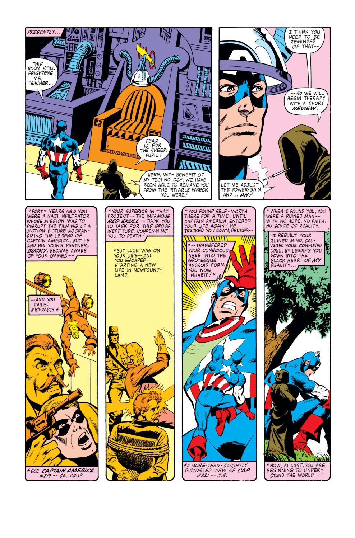 Captain America (1968) Issue #261 #176 - English 15