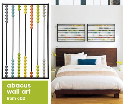 Chapin Group Interiors : Abacus Nursery Art