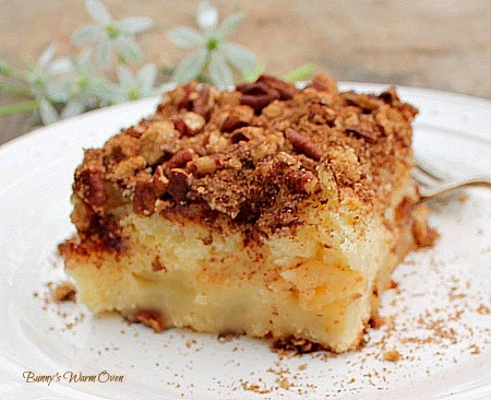 Cream Cheese Apple Cake