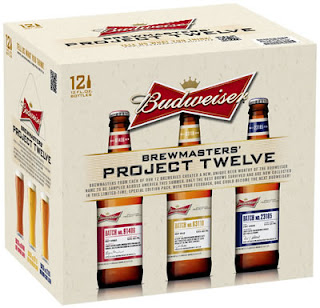 Budweiser Project 12 case design