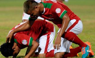 Hasil Indonesia VS Filipina kembali indonesia Bantai Fiiphina dengan 2 0