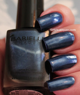 Barielle Jordana's Skinny Jeans nail polish