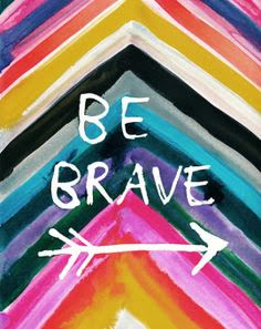 Image result for the word brave