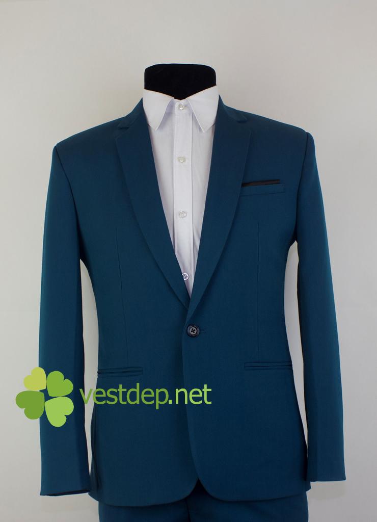 Bộ sưu tập vest nam, vest cưới đa màu sắc, trẻ trung