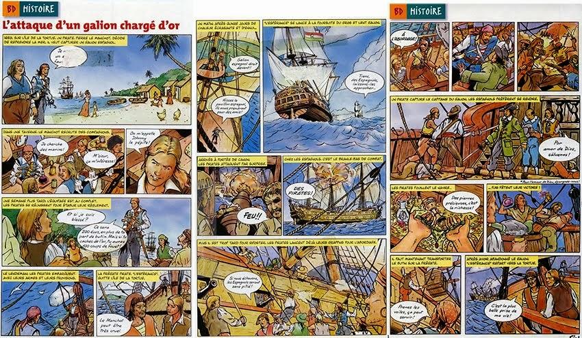 Pirates Bayard presse image doc