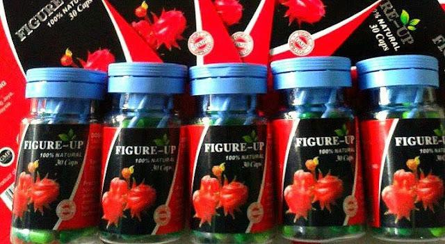 figure up - pil pelangsing badan - JualBeli - Shop Online ...