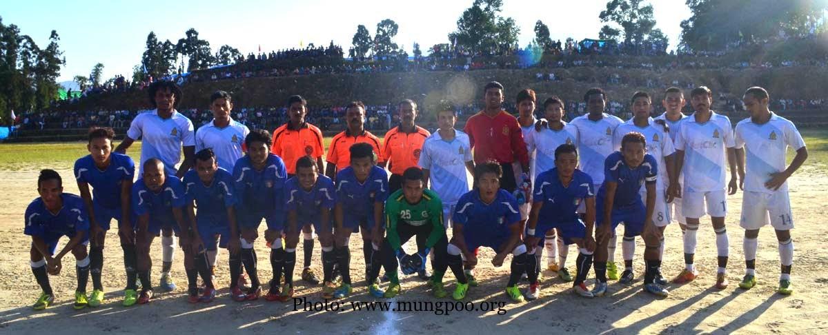 Birtamod FC nepal in Mungpoo Gold cup final 2014