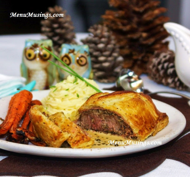 Beef Wellington With Green Peppercorn | Christmas Dinner Ideas Guaranteed To Make The Night Memorable