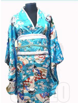 Jual Yukata Kimono Wanita Cosplay Online