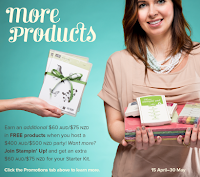 Fuel Your Stampin' Addiction With Free Product!