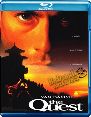 The Quest 1996 Dual Audio Hindi 480p BRRip 300mb