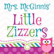 Mrs. McGinnis' Little Zizzlers
