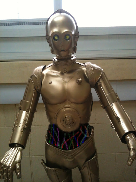 C-3PO taille 1 / full size