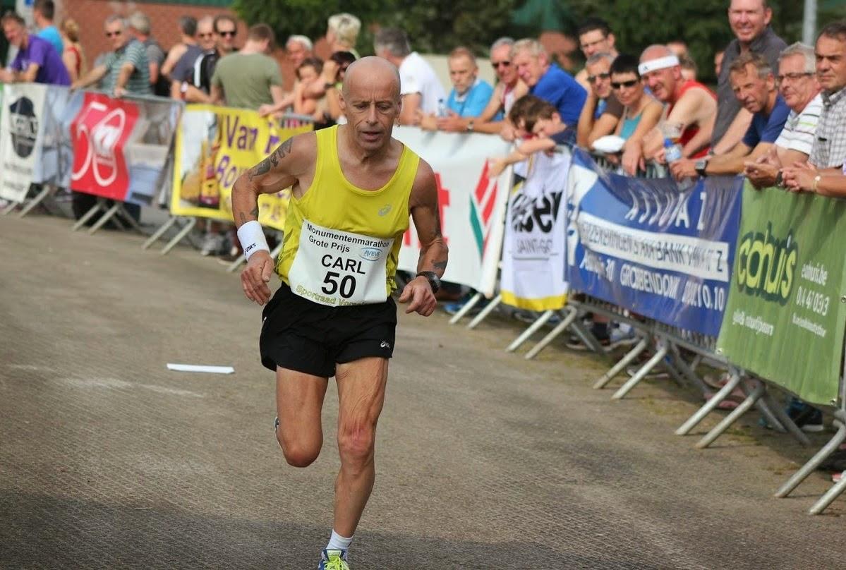 Marathon van Vorselaar 2014