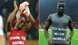 Hommage à Mandela : Drogba et Eboué pas sanctionnés