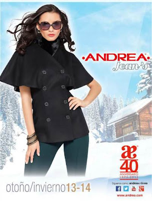 catalogo digital andrea jeans OI-13-14