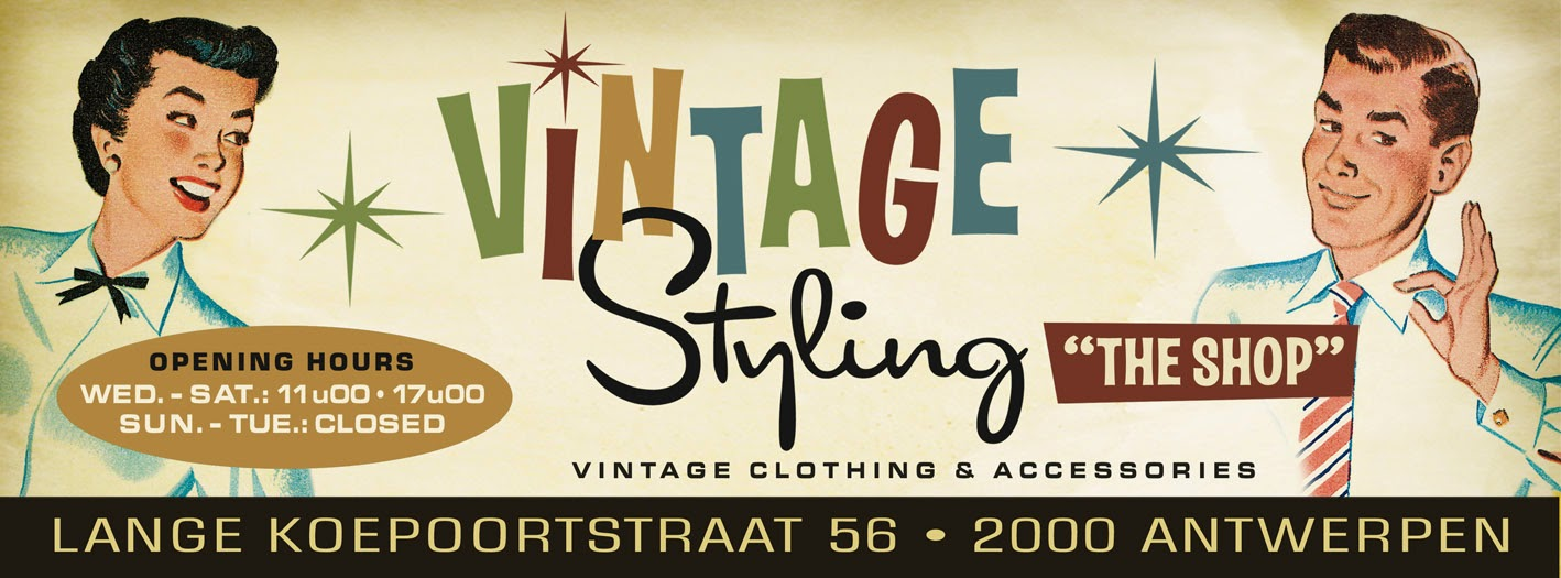 VINTAGE STYLING