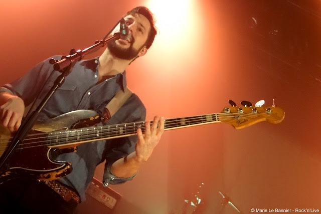 Puggy - Romain - Trianon Marie Le Bannier Rock'n'Live