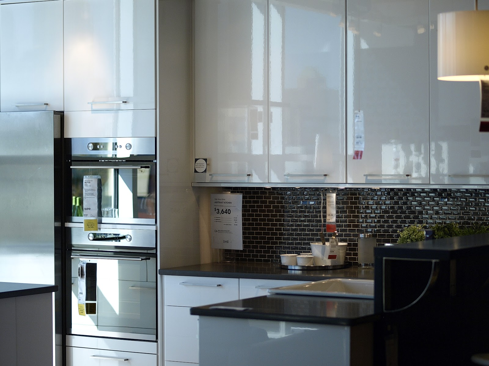 Shiny White Kitchen Cabinets Shiny White Kitchen Cabinets Pictures To Pin On Pinterest Pinsdaddy