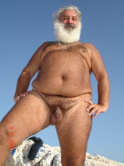 фото старых голых дедов