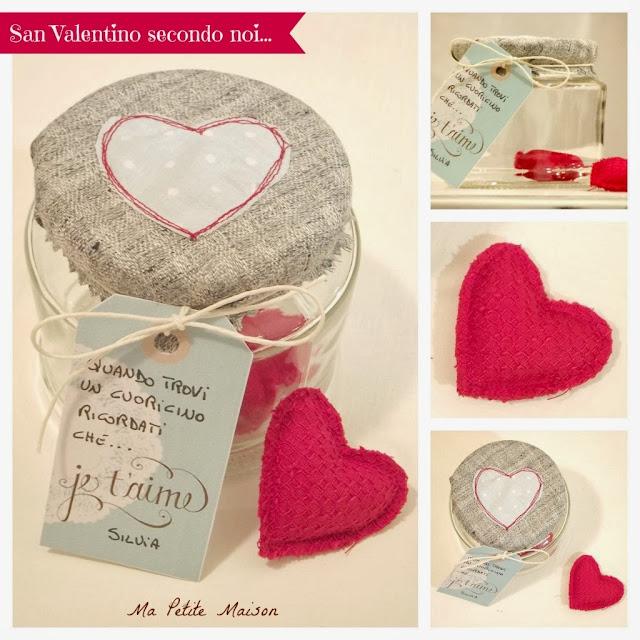 Idea per San Valentino