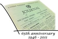 65th Anniversary 1946 - 2011