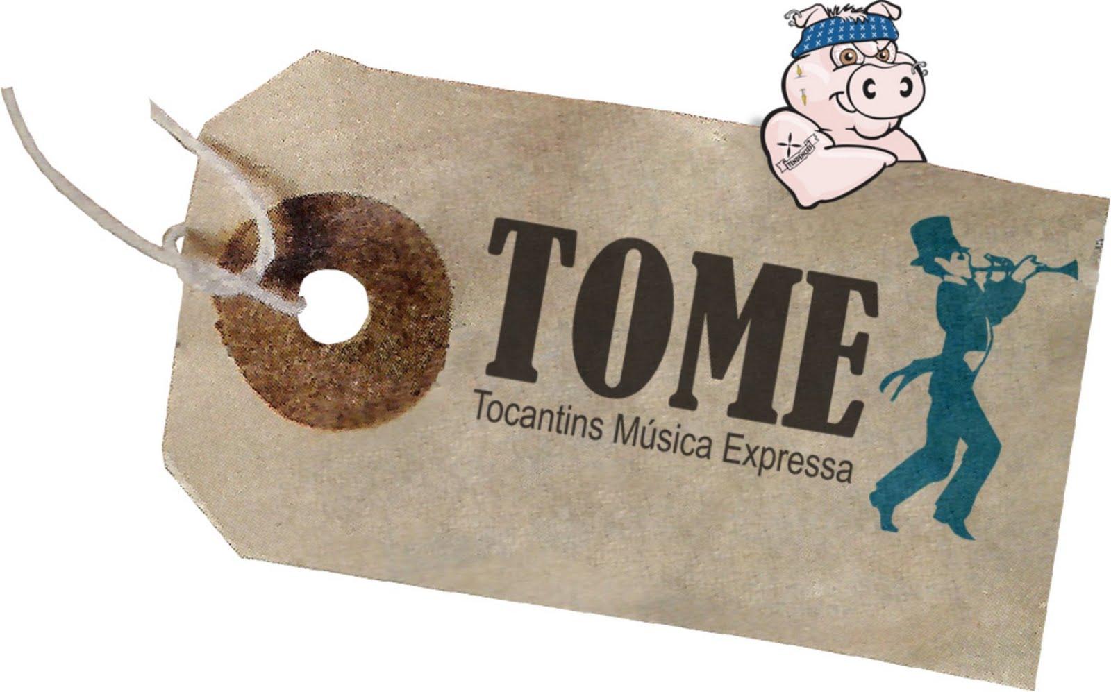 TOME – Tocantins Música Expressa 2011