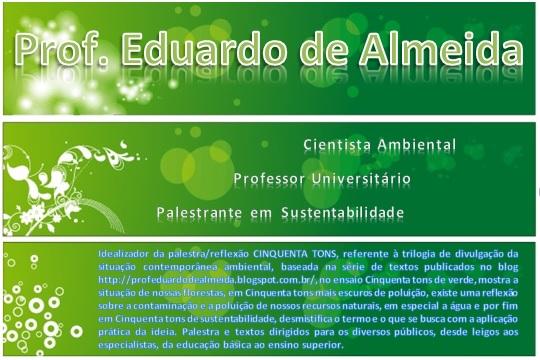 Professor Eduardo de Almeida