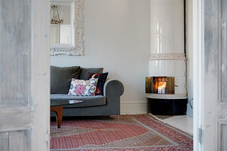 Fireplace Design swedish fireplace : my scandinavian home: Swedish fireplace inspiration