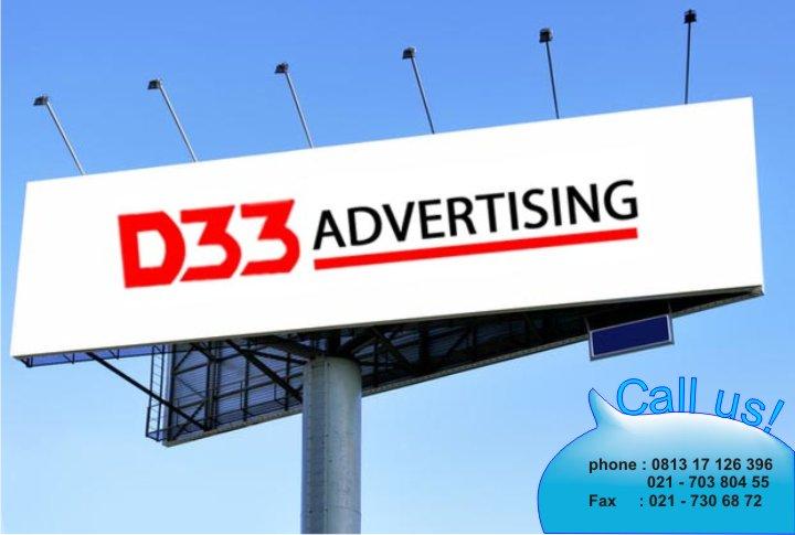D33 ADVERTISING