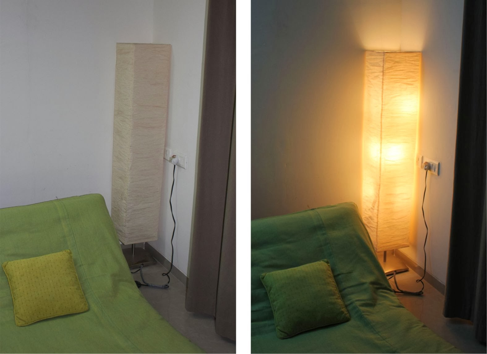 Ikea Floor Lamp With Dimmer ~ Electronics FAQ Plug in Lamp Dimmer  The Jugaad Way