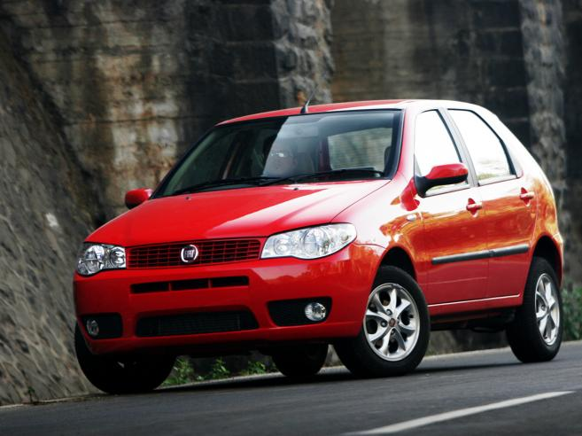Fiat Palio Stile Car Photos
