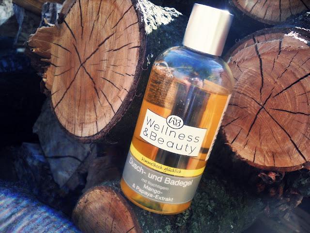 Wellness & Beauty: żel do kąpieli z owocowymi ekstraktami z mango i papai