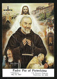 Feast Days in September http://prayerflowers.blogspot.com/2012/09/st-padre-pio-feast-day-september-23.html